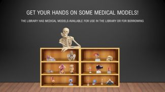 Medical models available